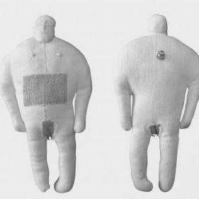 Petites Madames: tissu - 30 cm